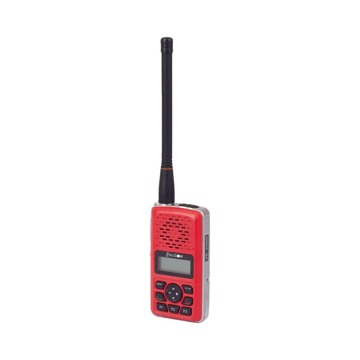 10002500- -Brecom VR-2500 analog/digital radio DMR 138-174Mhz